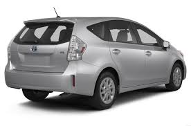 2013 Toyota Prius v - Information and photos - ZombieDrive