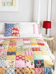 Making a Patchwork quilt from things you love - your children's ... & Making a Patchwork quilt from things you love - your children's clothes,  husband's shirts - Adamdwight.com
