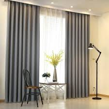 Balcony door curtains Thermal Balcony Door Curtains Modern Curtain Plain Solid Color Blackout Full Shade Living Room Window Curtain Panel Raquelmac Balcony Door Curtains Modern Curtain Plain Solid Color Blackout Full