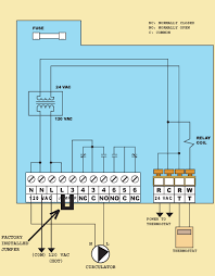 wiring your radiant system diy radiant floor heating radiant Honeywell HVAC Zone System single zone controller activates a pump when thermostat calls for heat