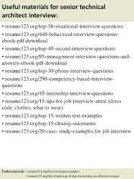 Technical Architect Resume Doc Application Letsdeliver Co