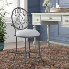 Vanity stools with back Bedroom Louella Vanity Stool Wayfair With Back Vanity Stools Youll Love Wayfair