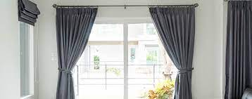 to measure curtains
