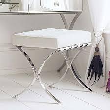 sovana dressing table stool