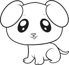 Small Picture Puppy Drawings How To Draw A Christmas Puppy Present Step
