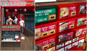 Ramen Vending Machine Enchanting Daily Ramen From A Vending Machine The Tale Of Two TingsThe