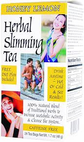 21st Century Herbal Slimming Tea, Honey Lemon - 24 ... - Amazon.com