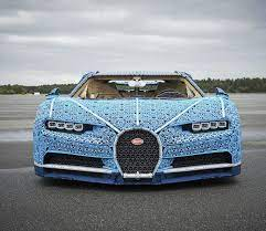 The bugatti chiron — a super sporty supercar worth millions — is a dream to drive for any auto enthusiast. Meet The Life Size Lego Technic Bugatti Chiron You Can Actually Drive