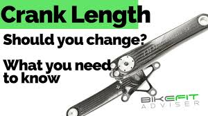 Crank Length Should You Change What You Need To Know