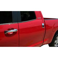 PUTCO 400090 Tundra Exterior Door Handle Cover Chrome Pair 2007 ...