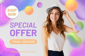 Fashion Banner Fashion Banner Vectors Photos And Psd Files Free Download