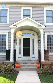 Front Doors: pure front door overhang cost ideas. Front Porch ...