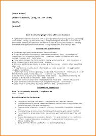 dental assistant example resume job bid template 9 dental assistant example resume
