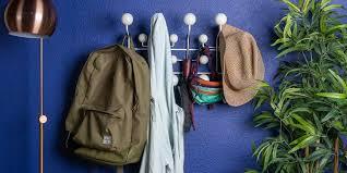 coat racks to declutter your entryway