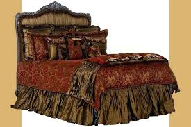 red king bedding brown and gold comforter sets cream new palazzo 1 tartan super