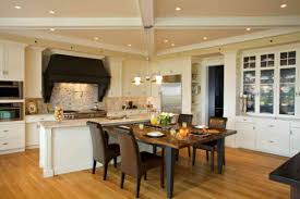 Large Kitchen Dining Room Kitchen Dining Room Ideas