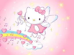 In compilation for wallpaper for hello kitty, we have 24 images. Hello Kitty Backgrounds For Desktop Pixelstalk Net
