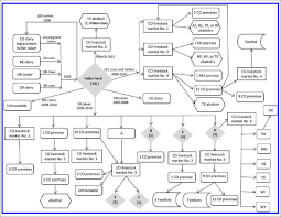 Epidemiological Investigation Flow Chart Of Cattle Movement