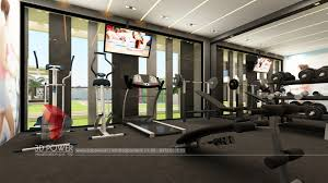 ... 3d-architectural-rendering-interior-design-gym ...