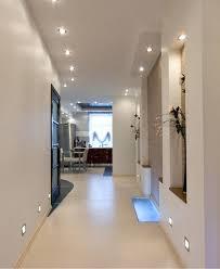 full image for led track lighting for hallway design images decorating ideas hallways long dark