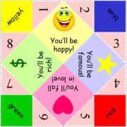 Httpsipinimgcom736xf09f8ff09f8f666f53651Fortune Teller Ideas