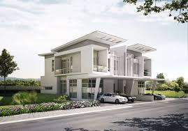 Home Exterior Design Ideas Modern 20 Singapore Modern Homes Exterior Designs  2