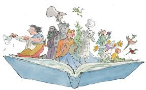 Image result for roald dahl characters