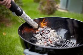 electrolight fire starter grill lighter