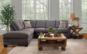 Serta Living Room Furniture Serta Upholstery Jitterbug 2pc Sectional W Chaise Rotmans