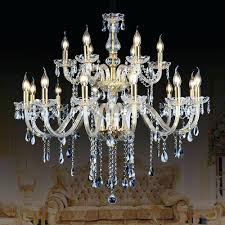 chandeliers oval drum crystal chandelier aliexpresscom luxury royal empire golden europen crystal chandelier large