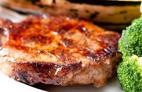 baked pork chops recipe country