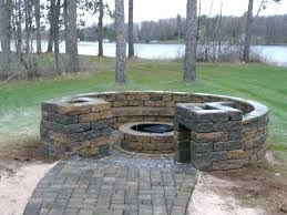 how to build backyard fire pit full image for building a patio around a fire pit