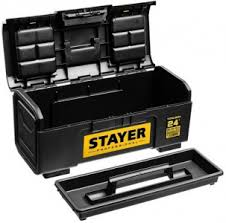 <b>Ящик для инструментов STAYER</b> Professional TOOLBOX-24 ...