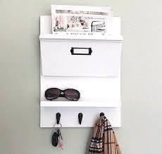 hanging mail holder