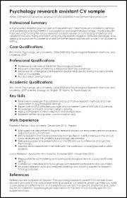 Licensed Psychologist Sample Resume Gorgeous Psychology Resume Sample School Psychologist Trenutno