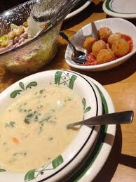 if you re mulling over where to go for a quick lunch with a lot of flavorful options olive garden is the place check out the revamped and you re sure