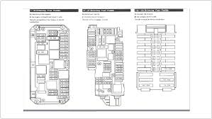 Mercedes S Class W220 Fuse Chart Mercedes S430 Fuse Diagram Ignition Wiring Diagrams