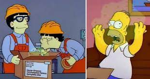 LO HICIERON DE NUEVO? – Usuarios de Twitter están convencidos que Los  Simpson predijeron el Coronavirus (+TWEETS) » EntornoInteligente