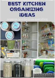 355 best organizing kitchen images on organized lovable organizing kitchen ideas