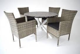 500294 64 scottsdale round table shabbychic grey 950017 vancouver chair grey