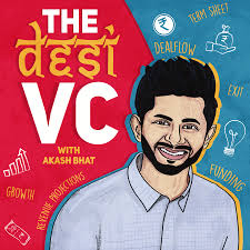 The Desi VC: Indian Venture Capital | Angel Investors | Startups | VC
