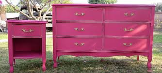 set dresser hot pink dresser set pink and purples shabby chic shabby chic
