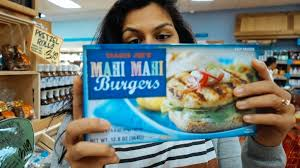 each patty of these mahi mahi burgers is low carb and delicious