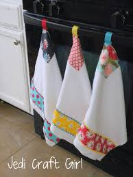 Kitchen Towel Craft Watch More Like Kitchen Towel Craft Projects