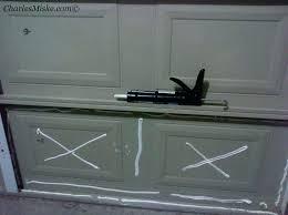 wonderful insulating garage doors designs diy door insulation regarding proportions 1680 x 1255