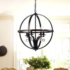 20 chandelier inch oil rubbed bronze 4 light globe chandelier with removable crystals 20 light crystal