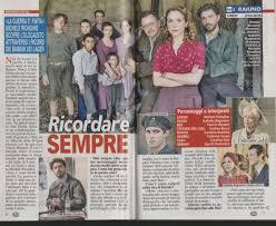 LA GUERRA E' FINITA, regia di Michele Soave. Serie ...