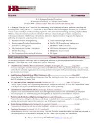 Senior Project Manager Resume Example Best of Fresh Sample Project Manager Resume Horsh Beirut Templates Senior