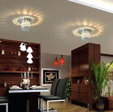 new acrylic modern led ceiling lights for living room bedroom home lighting lamp india