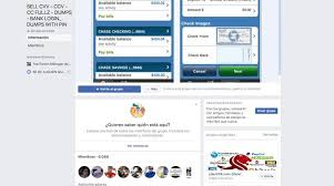 Crédito Robadas Tarjetas De Números ¡dinero Hay Vendiendo Facebook En Infinito Gente